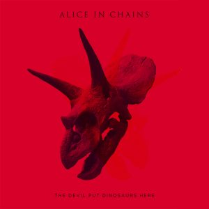 Alice in Chains The Devil Put Dinosaurs Here, nuevo disco