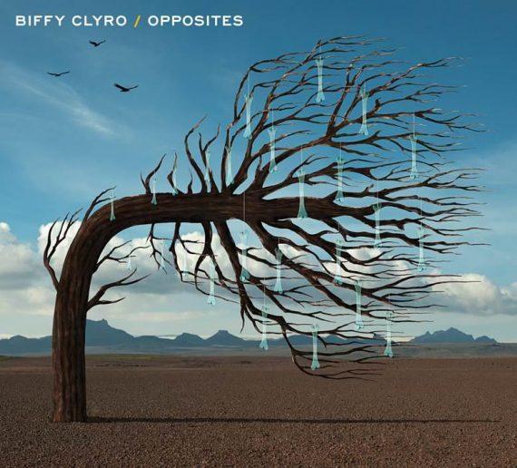 """Biffy Clyro """"Opposites"""" nuevo disco enero 2013"""