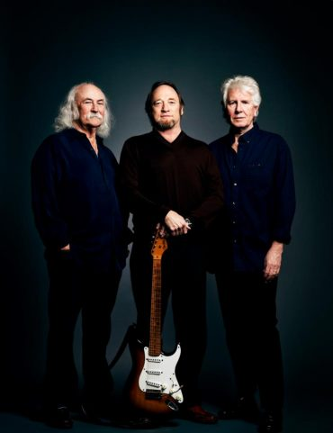 Crosby, Stills & Nash gira europea European Tour 2013