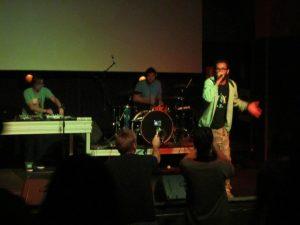Dactach Chando y iLLBiLLY HiTEC en concierto La Laguna Tenerife 2012