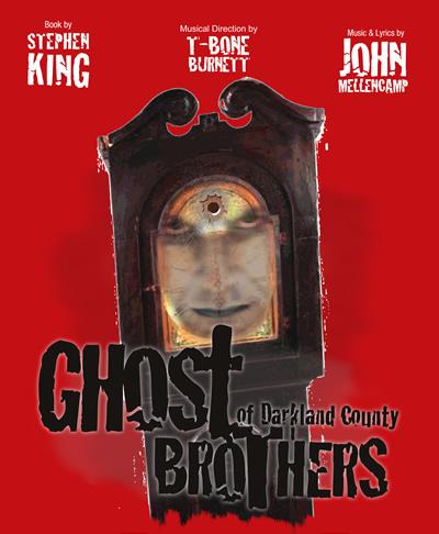 Ghost Brothers Of Darkland County 2013 Stephen King, John Mellencamp y T Bone Burnett