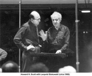 Howard H. Scott padre del Long Play LP 2012