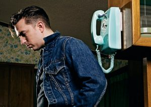 JD McPherson nueva canción Twinkle (Little Christmas Lights) Signs & Signifiers