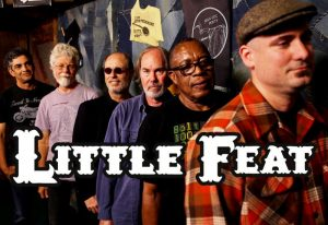 Little Feat Rooster Rag Gira Europea 2013 European Tour