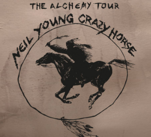 Neil Young and Crazy Horse The Alchemy Tiur 2013 gira europa European Tour