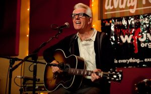 Nick Lowe en acustico gira española 2013 the old magic