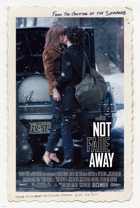 """Not Fade Away"" 2012 pelicula inspirada en The Rolling Stones, banda sonora de Steve Van Zandt"