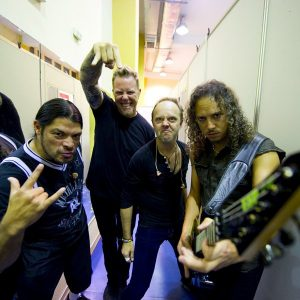 Quebec Magnetic nuevo DVD de Metallica