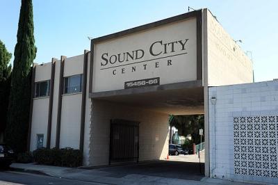 Sound City Studios en Los Angeles documental dirigido por Dave Grohl