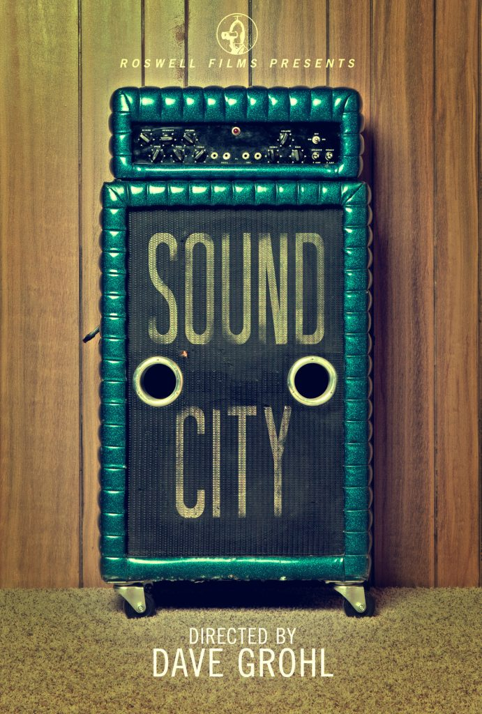 Sound City documental dirigido por Dave Grohl 2012
