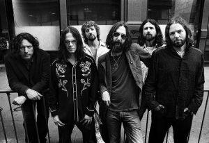 The Black Crowes gira europea y norteamericana 2013 UK- USA Tour