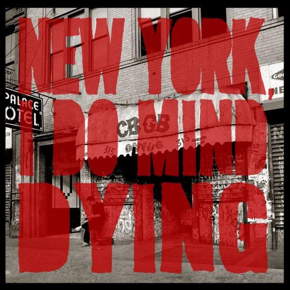 The Last Internationale New York I do Mind Dying European Tour España 2013 Canarias