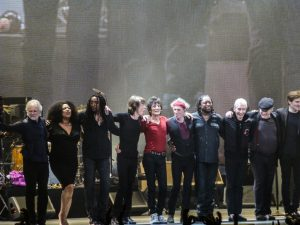 The Rolling Stones  Brooklyn New York junto a Gary Clark Jr., en el Barclays Center, 8 diciembre 2012