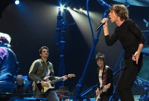 The Rolling Stones John Mayer Newark 13 Dic 2012 Prudential Center