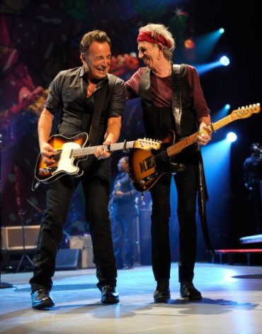 The Rolling Stones One More Shot Bruce Springsteen 15 Dic Newark 2012 Prudential Center