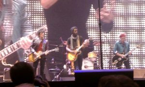 The Rolling Stones en Brooklyn New York  Gary Clark Jr.Barclays Center, 8 diciembre 2012