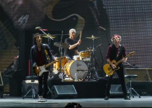 The Rolling Stones en Brooklyn New York junto a Gary Clark Jr., en el Barclays Center, 8 december 2012