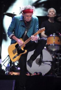 The Rolling Stones en Brooklyn New York junto a Gary Clark Jr., en el Barclays Center, 8 diciembre 2012  GRRR!