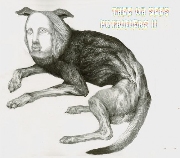 "Thee Oh Sees ""Putrifiers II"" nuevo disco 2012"