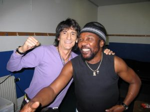 Toots & The Maytals con Ronnie Wood disco Unplugged On Strawberry Hill y  DVD Reggae Got Soul 2012