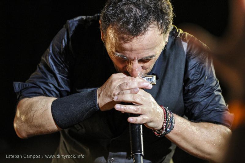 Bruce Springsteen en Las Palmas de Gran Canaria
