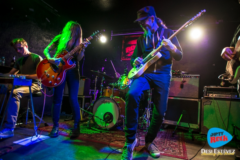 Shara Shook & The Disarmers Barcelona 2018.3