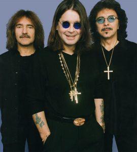 Black Sabbath 13 nuevo album 2013 Ozzy Osbourne, Tony Iommi, Geezer Butler jpg