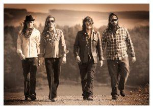 Buffalo Summer gira española 2013, entrevista