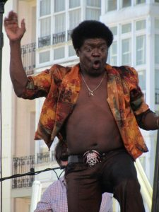 Charles Bradley Victim of Love 2013 nueva gira