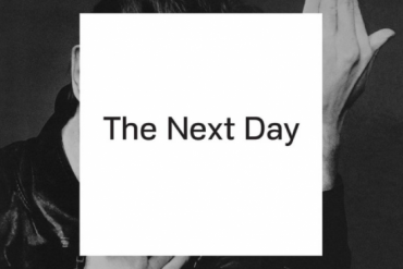 """David Bowie """"The Next Day"""" 2013"""
