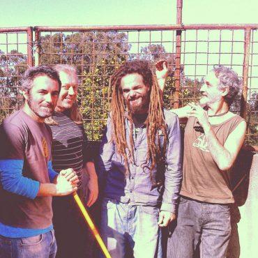 Diego Hdez & Small Times con Diego Hernández Ramos, Ricardo Marichal, Yeray Afonso y Mandi Capote