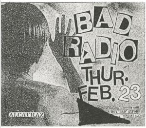 Eddie Vedder nuevas demos con su banda Bad Radio antes de Pearl Jam en 1989