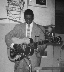Elmore James 95 aniversario de Slide y bottleneck 2013