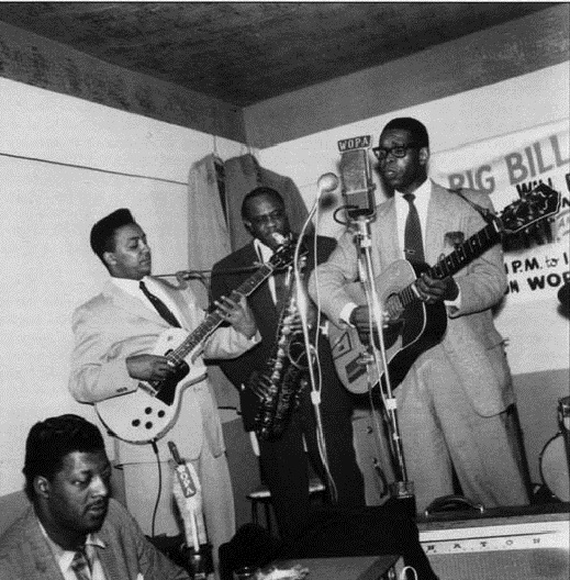 Elmore James and The Broomdusters 95 aniversario
