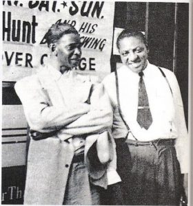 Elmore James y Sonny Boy Williamson II 95 aniversario