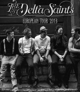 Entrevista a Ben Ringel Death Letter of Jubilee The Delta Saints