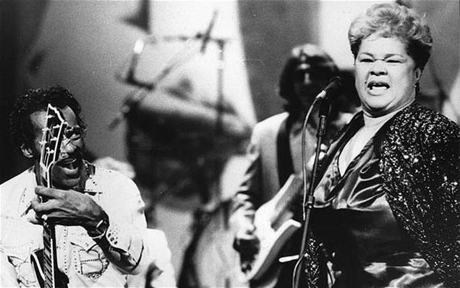 Etta James, 75 de Blues y Soul en su más alta expresión