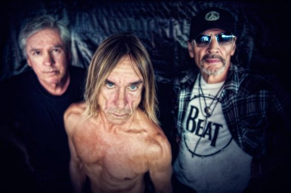 "Iggy and The Stooges ""Ready to Die"" 2013"