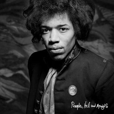 Jimi Hendrix People, Hells and Angels 2013 nuevo disco