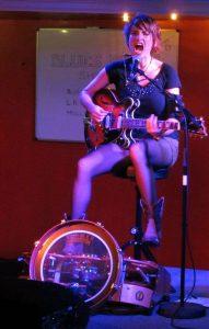 "Molly Gene One Whoaman Band entrevista, gira española y European Tour. ""Delta Thrash"" desde Missouri"