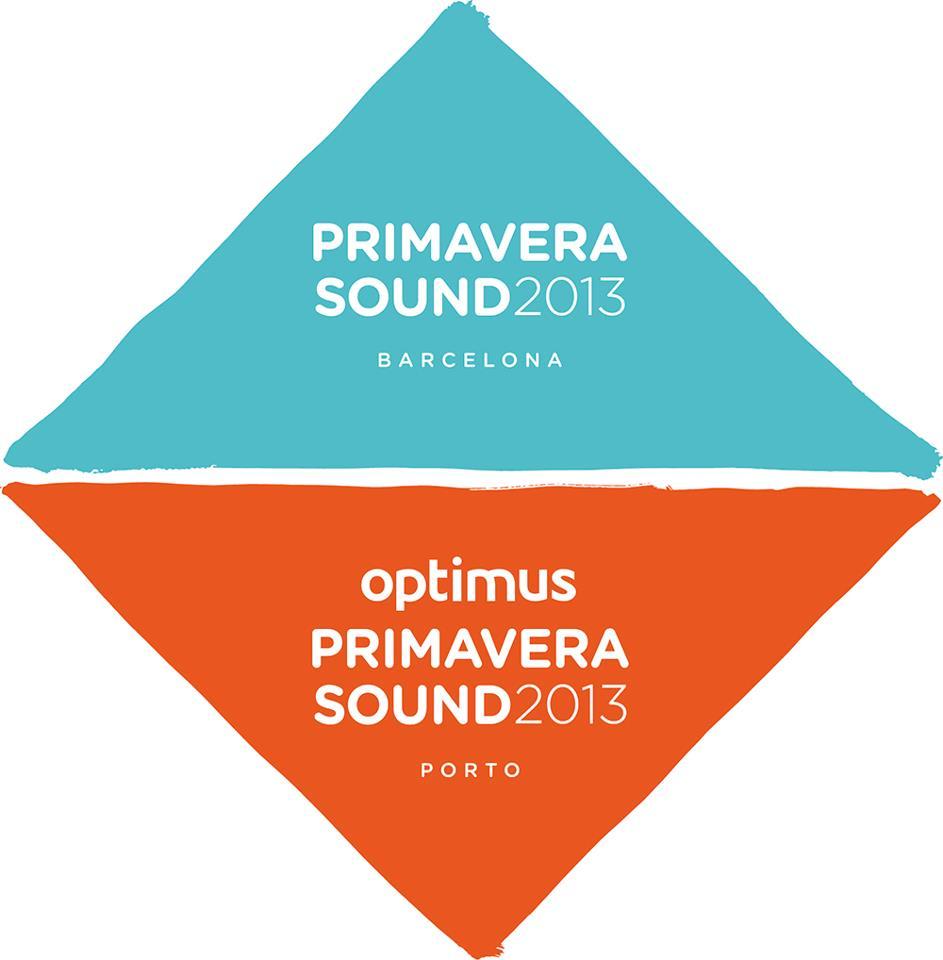 Primavera Sound Barcelona Porto 2013