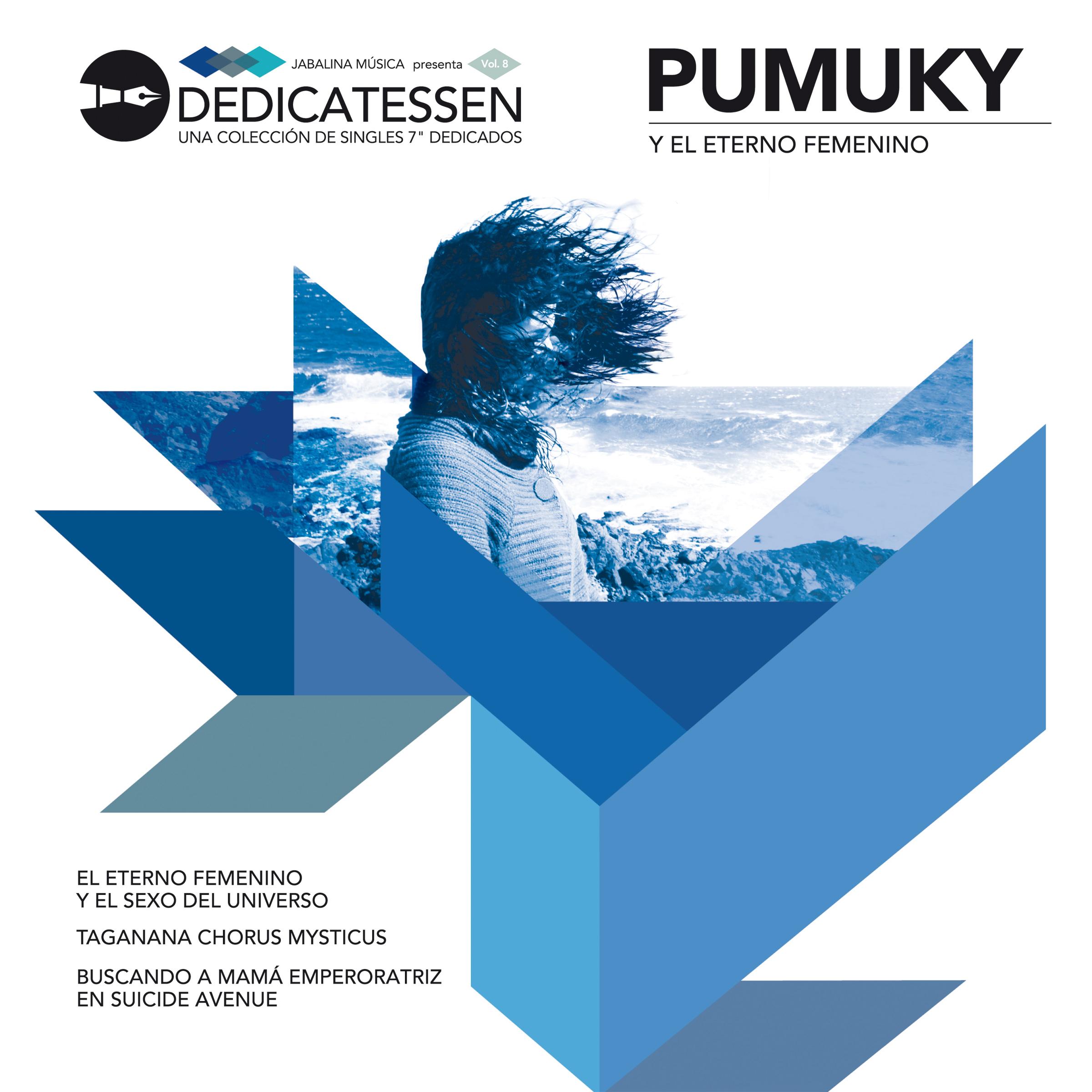 """Pumuky """"Pumuky y el eterno femenino"""" enero-2013 Jabalina portada"""