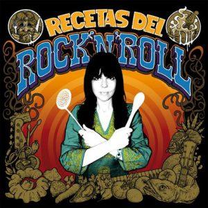 """Rubia """"Recetas del Rock 'N' Roll"""", nuevo disco """"Barman"""" 2013"""