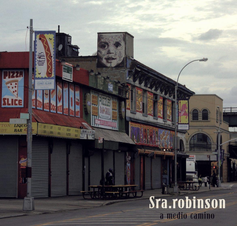 """Sra. Robinson """"A Medio Camino"""", disco producido por Hendrik Röver"""