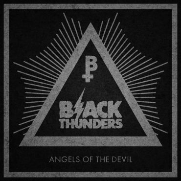 """The Black Thunders """"Angels of the Devil"""" nuevo EP"""