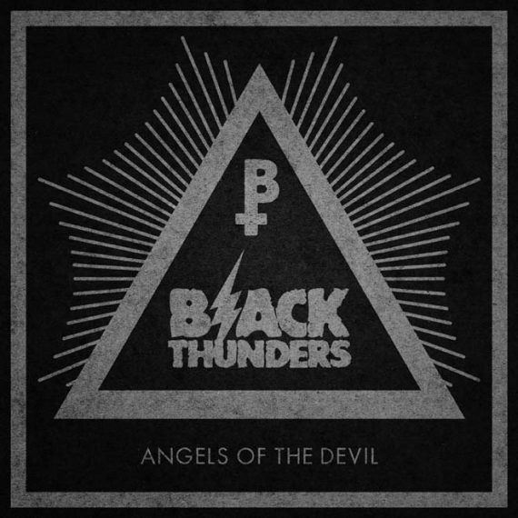 "The Black Thunders ""Angels of the Devil"" nuevo EP"
