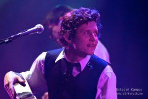 The Delta Saints, entrevista a Ben Ringel