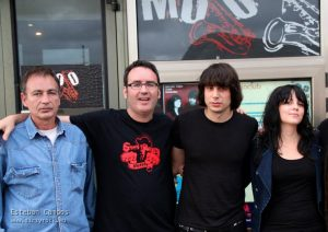 The Last Internationale entrevista nuevo disco Tour gira 2013 Canarias con Dirty Rock