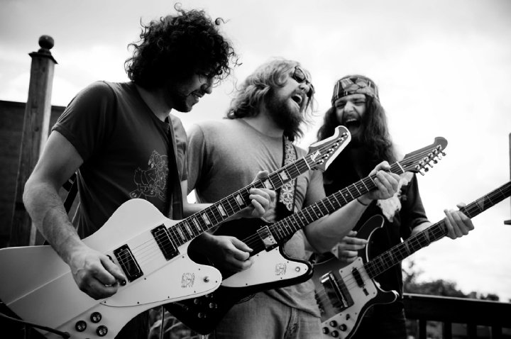 The Sheepdogs 2012