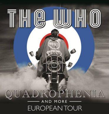 The Who anuncian nueva gira europea celebrando el 40 aniversario de su disco Quadrophenia